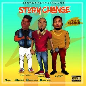 Xplain - Story Change ft. Wale Turner & Q-Dot